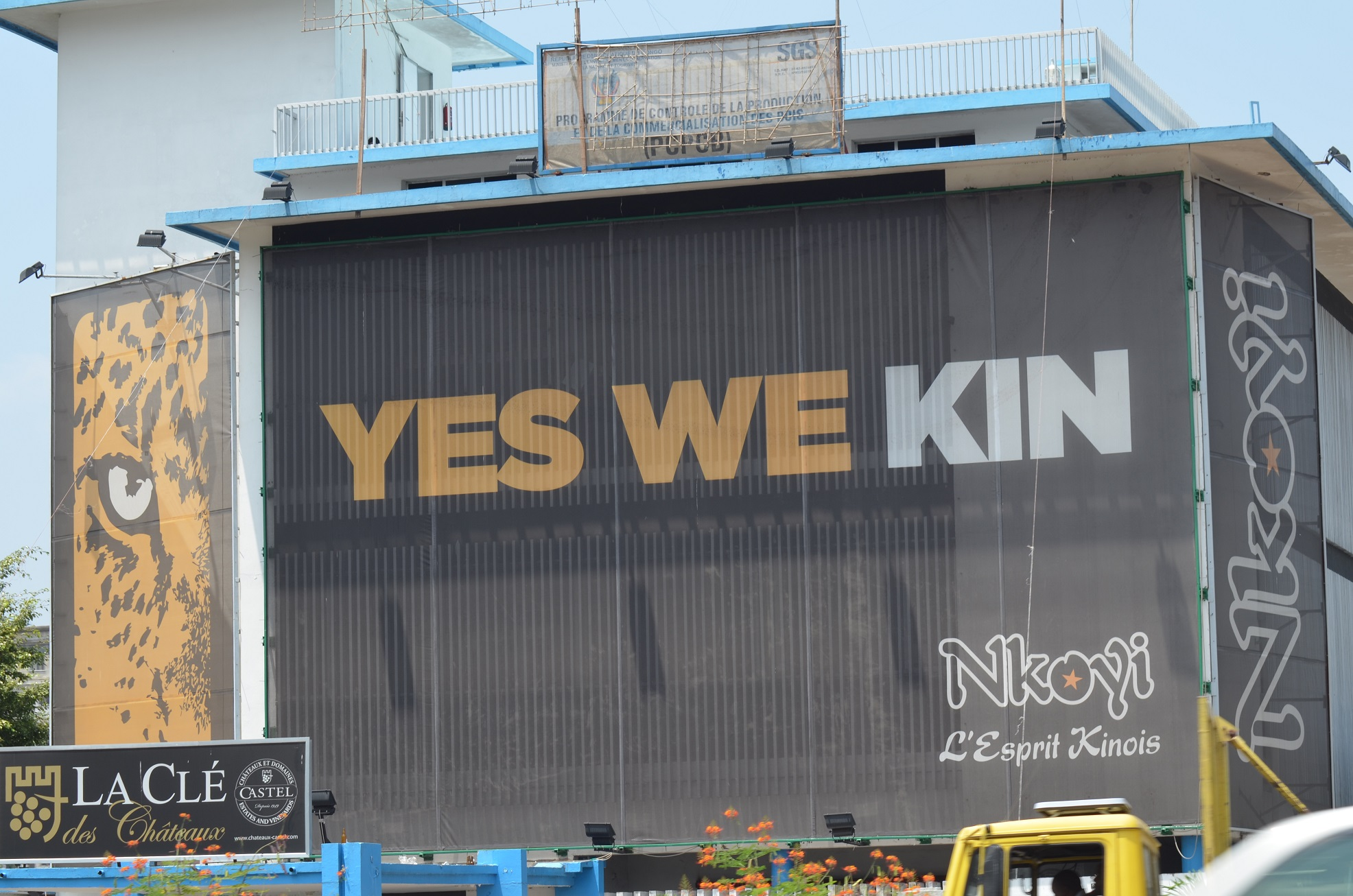 Yes we Kin. Crédit photo : GW