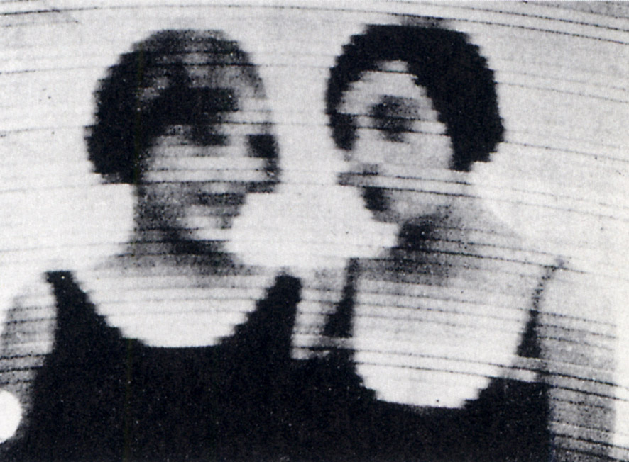 9: early TV image, 1931